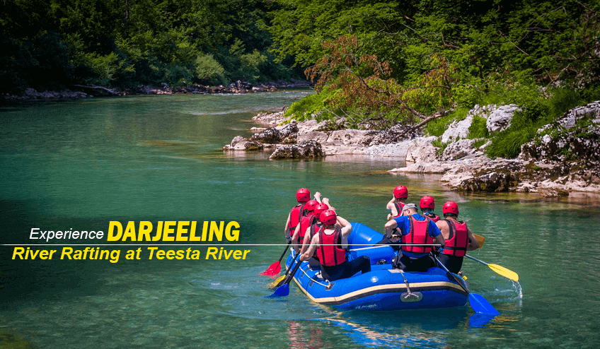 river rafting during tinchuley Package Tour