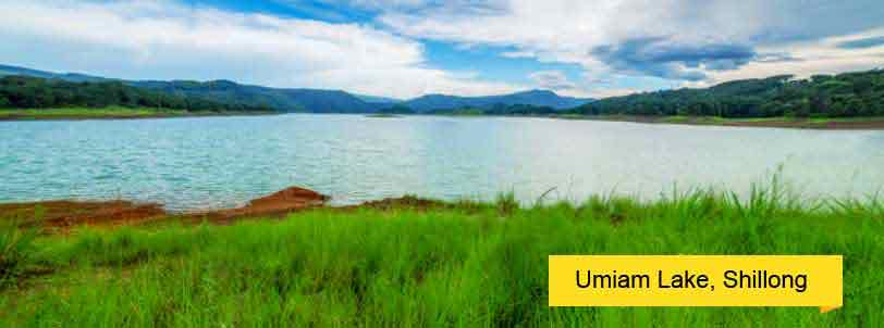 north east package tour with umium lake, Shillong, Meghalaya