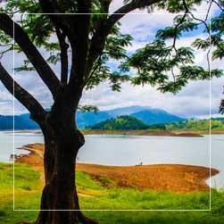 Umium Lake Tour