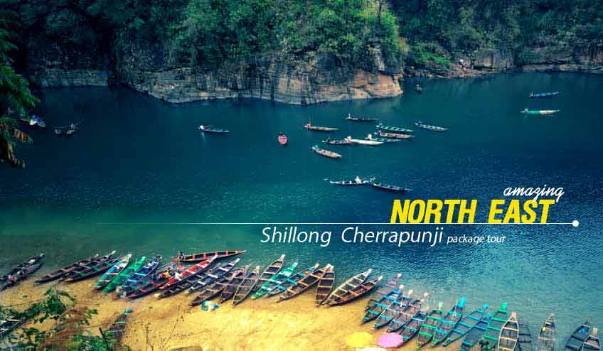 North East Shillong Package Tour