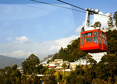 ropeway-rangeet-valley-passenger-cable-car in darjeeling
