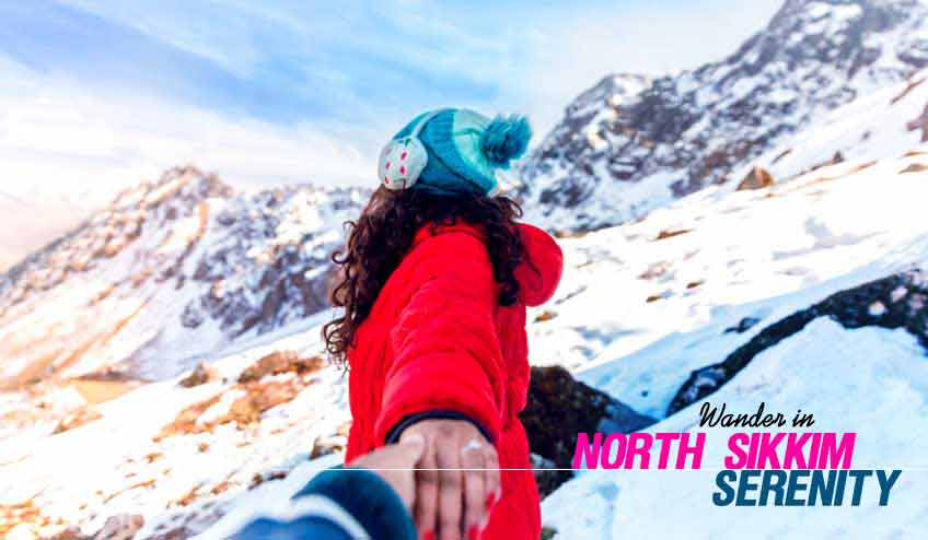 2n3d North Sikkim Package