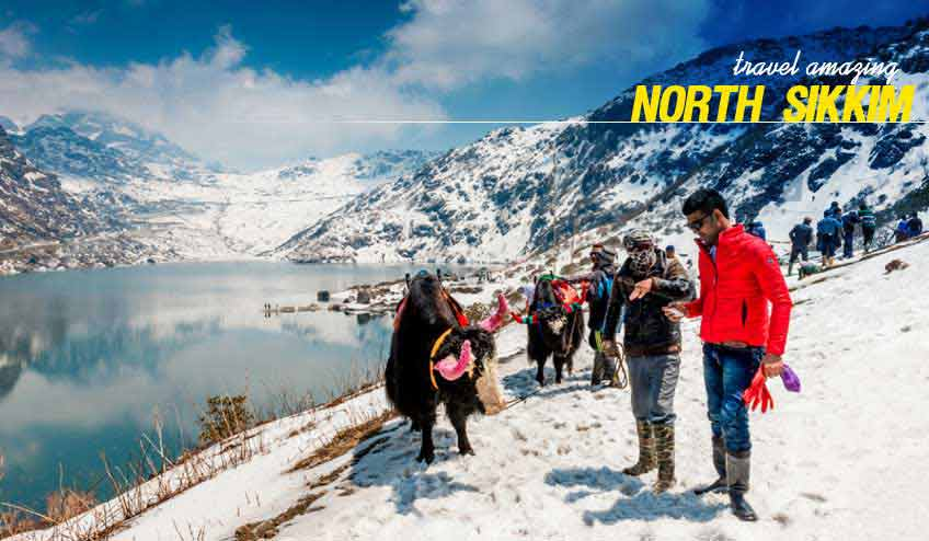 North Sikkim Lachen Lachung Package Tour