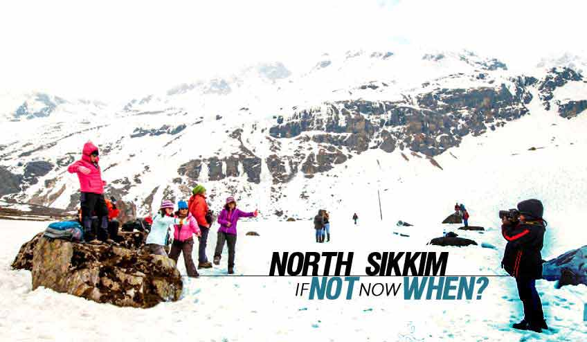 North Sikkim Lachen Lachung Tour Packages in Summer Vacation