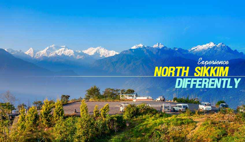 North Sikkim Package Tour