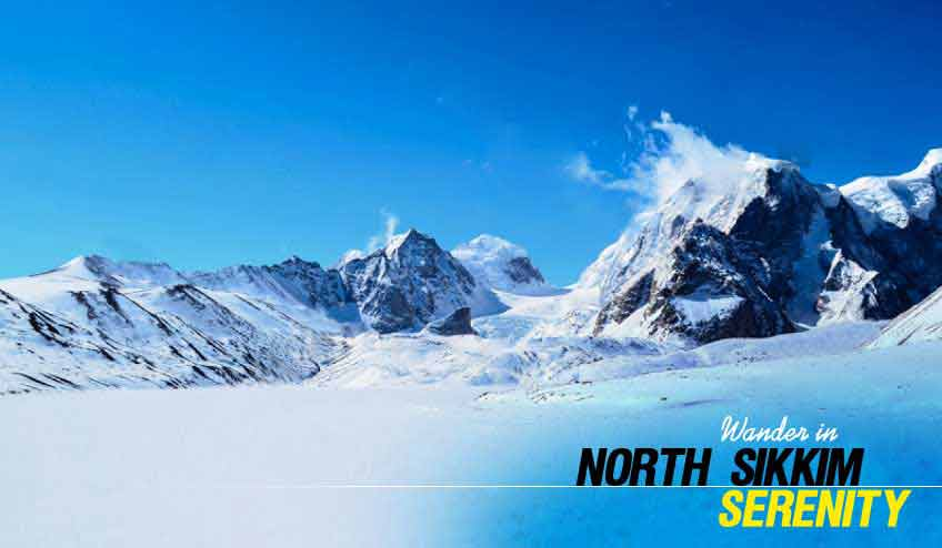 North Sikkim Tour Packages in Summer