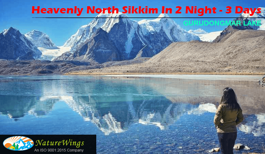 North Sikkim 2N/3D Days Package Tour