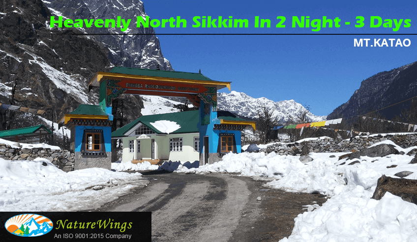 North Sikkim 2N/3D Days Tour Packages