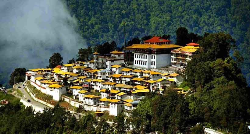 Tawang-destination