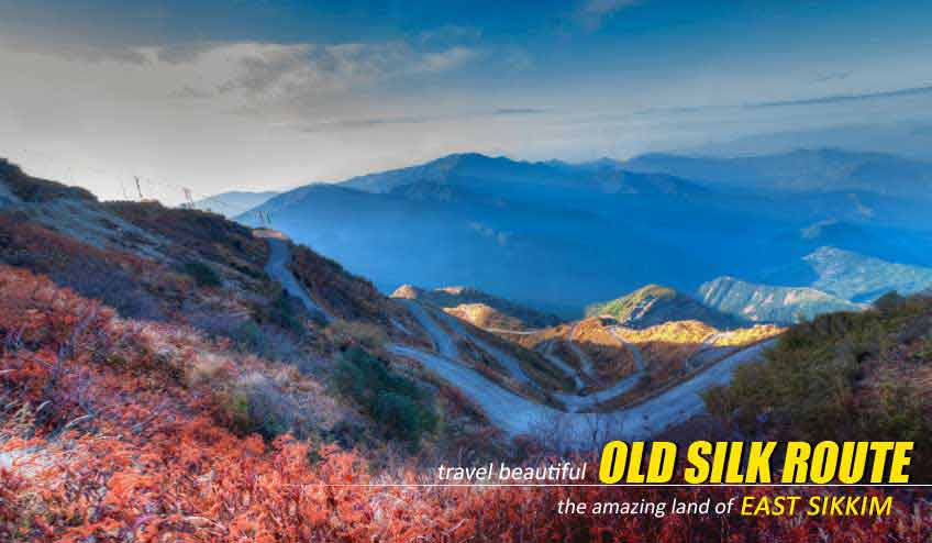 old silk route holiday package