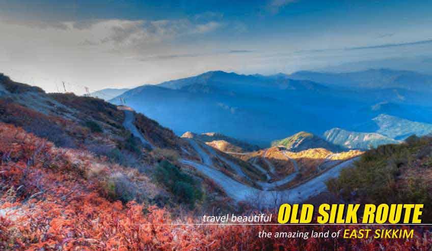 Sikkim Silk Route Tour