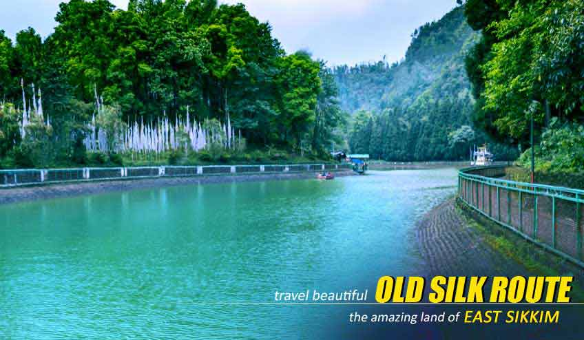 old silk route package tour from kolkata