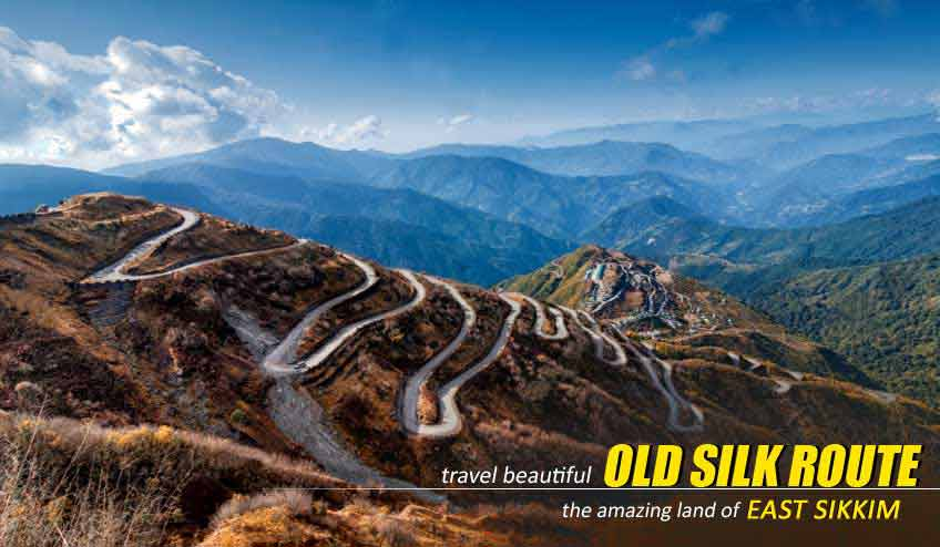 old silk route package tour