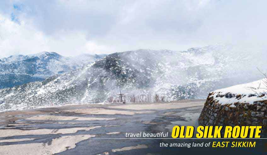 old silk route tour packages