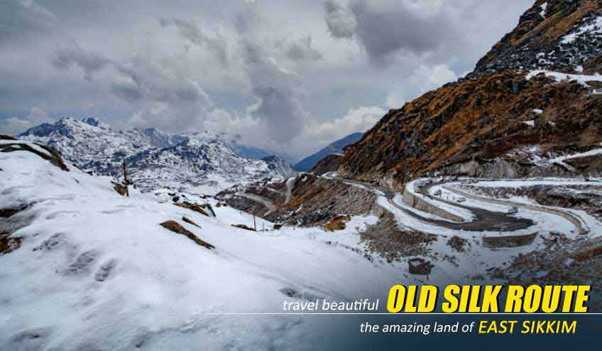 Silk Route Package Tour 5N 6D