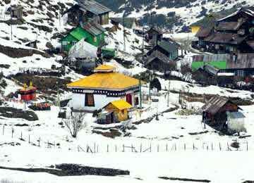4 night 5 day silk route package