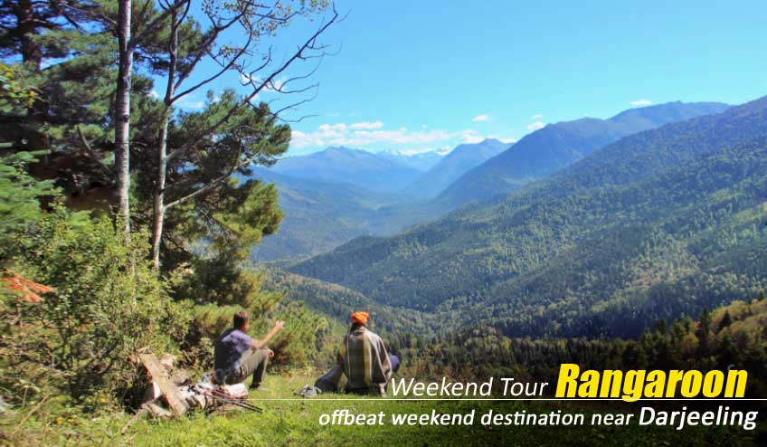 rangaroon darjeeling offbeat package tour