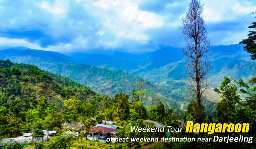 rangaroon darjeeling package tour
