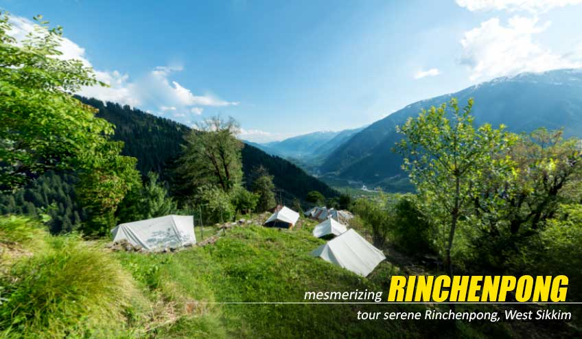 rinchenpong package tour