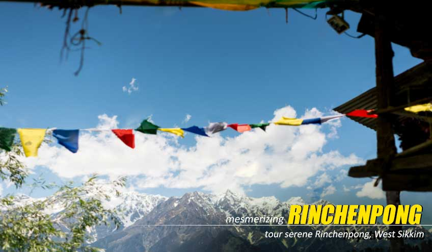 rinchenpong pelling package tour
