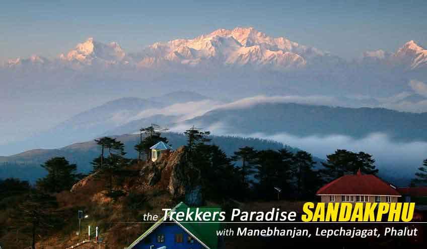 sandakphu manebhanjan trekking package