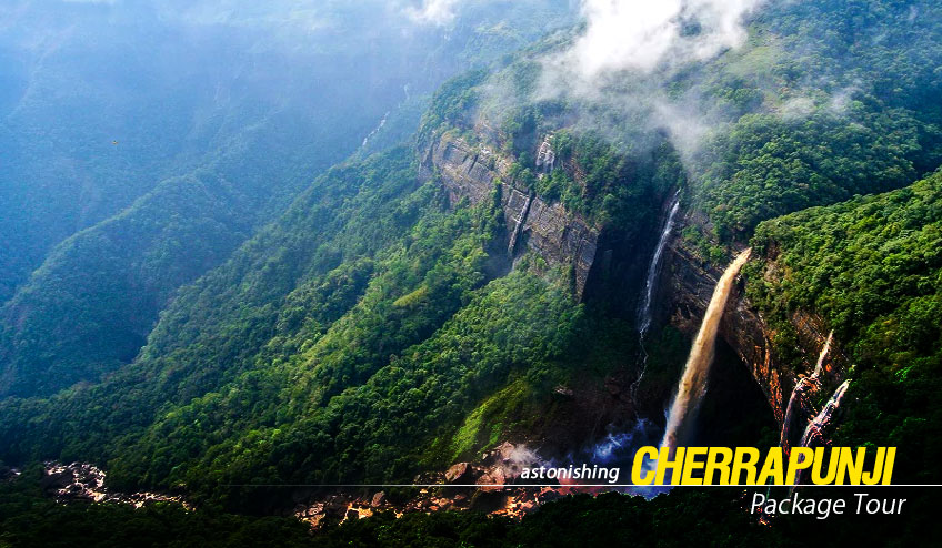 cherapunji package tour