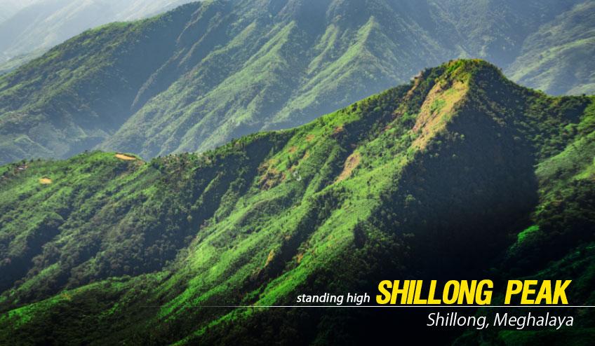 shillong peak tour