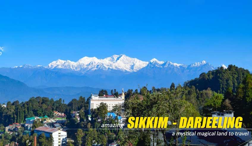 darjeeling gangtok package tour from kolkata