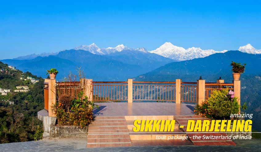 darjeeling gangtok tour package booking