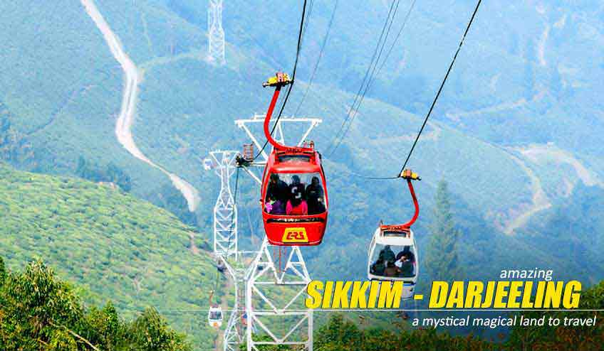 sikkim darjeeling gangtok package