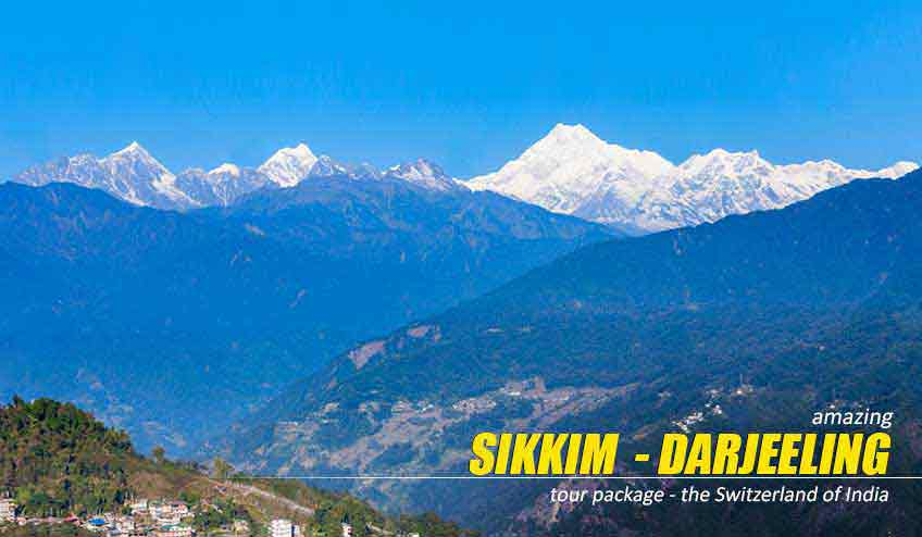 sikkim darjeeling package