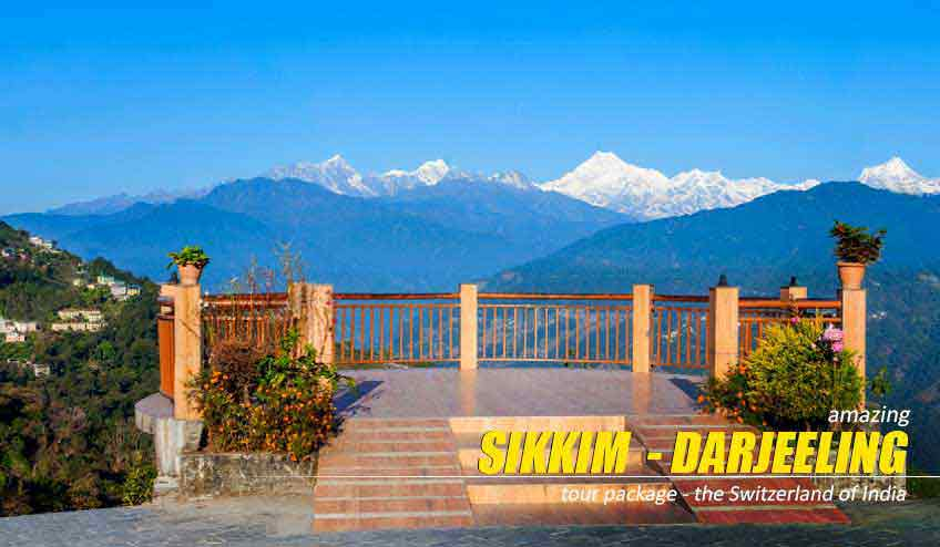 sikkim darjeeling tour packages