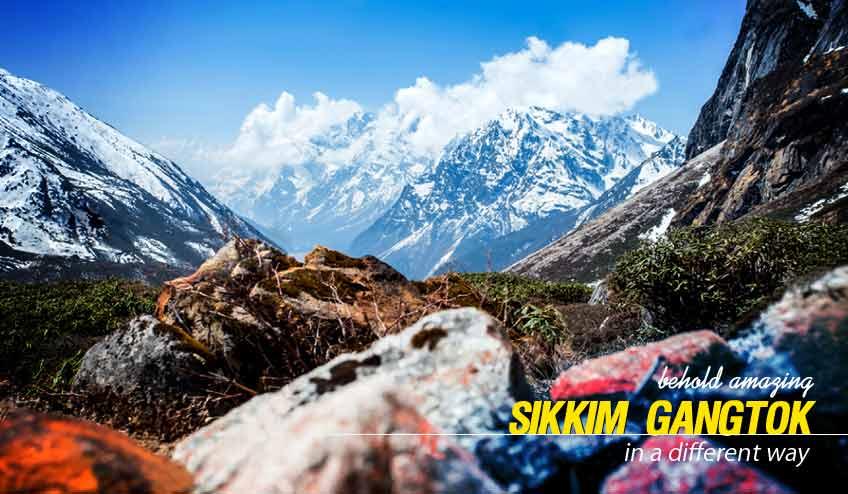 sikkim gangtok tour packages