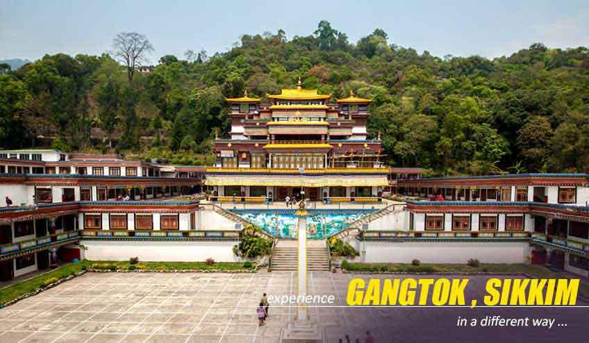 gangtok package tour