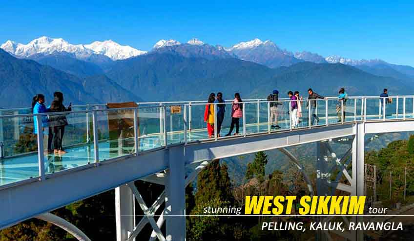 pelling package tour
