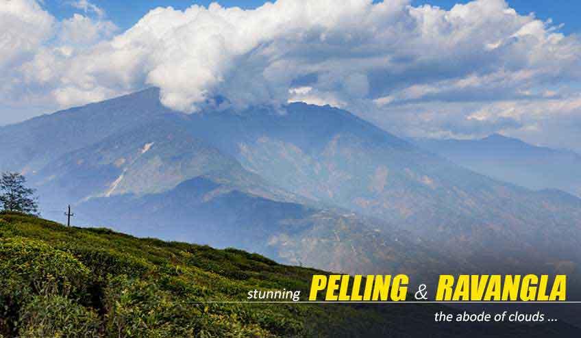 pelling ravangla package tour from bagdogra