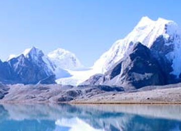 North Sikkim Package Tour from Kolkata