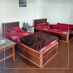 Dilmaya Retreat, Zuluk