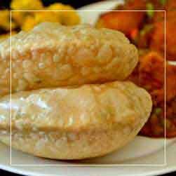 sundarban tour food menu - Hing Kachuri