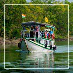 sundarban tour from canning 2N 3D