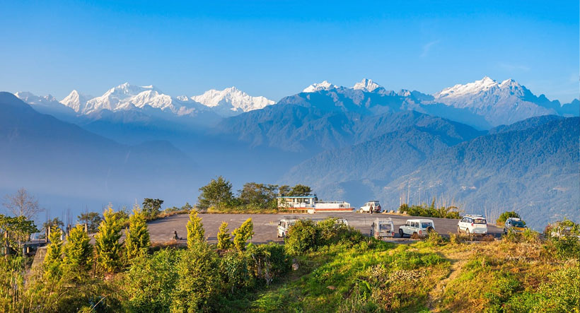 Pelling - A Beautiful Travel Destination in Sikkim