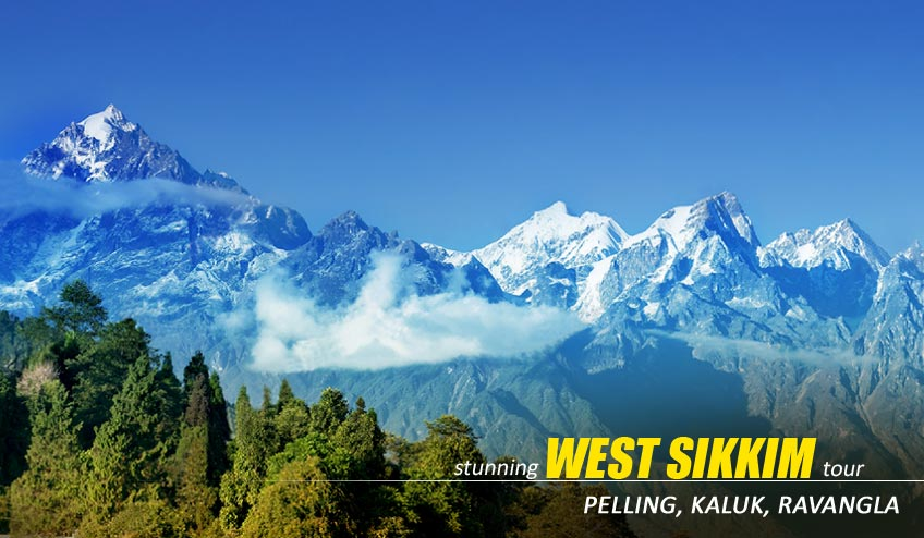 pelling ravangla west sikkim package tour