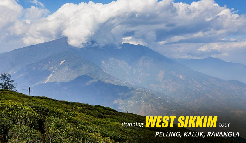 west sikkim package tour booking