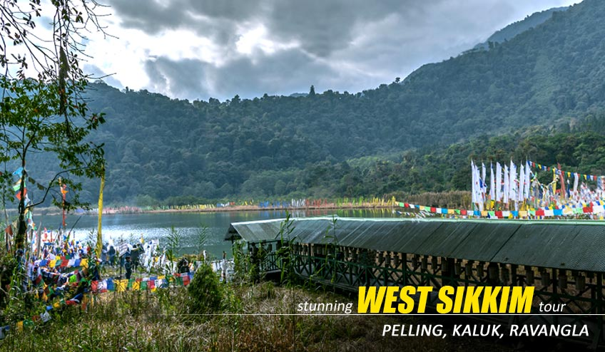 west sikkim package tour cost
