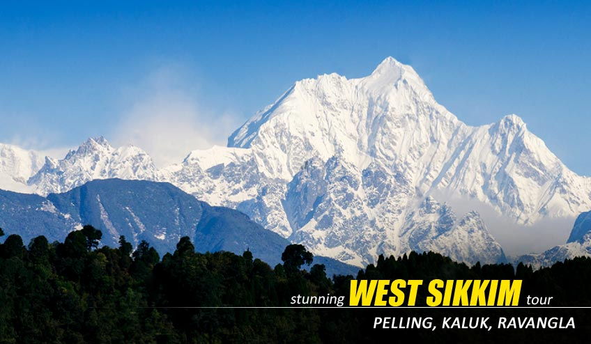 west sikkim package tour