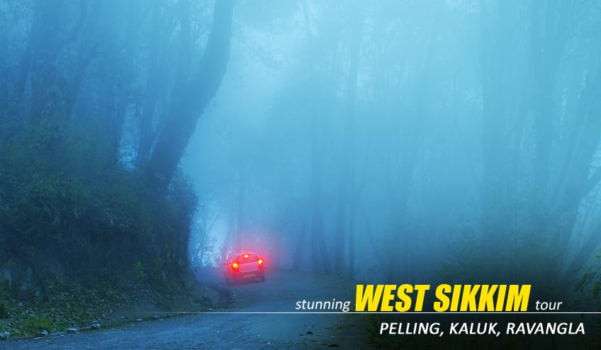 west sikkim package