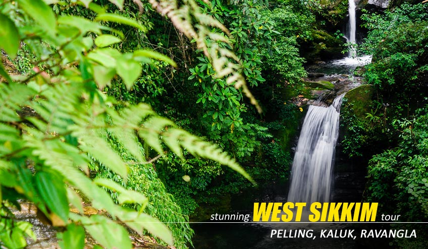 west sikkim tour