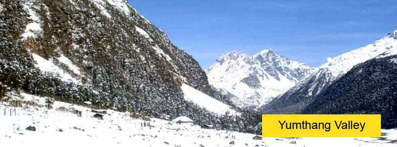 yumthang valley tour package