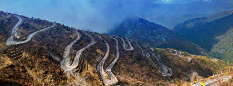 Silk Route Sikkim Tour Package